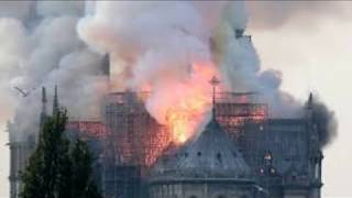 Notre Dame Cathedral Tribute