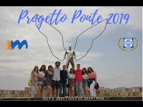 Pisa è ... - Progetto Ponte 2019 ILM & AIAE [extended Edition. With The Bocelli Family]