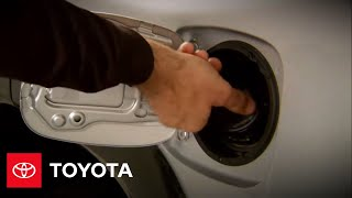 2010 4Runner How-To: Fuel Filler Door & Gas Cap | Toyota