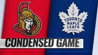 Ottawa Senators vs Toronto Maple Leafs – Sep.18, 2018 | Preseason | Game Highlights | Обзор матча