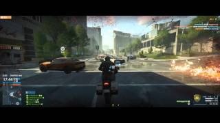 Battlefield Hardline Beta 2 + Part 14 + Downtown Hotwire R4 + sat cts crew