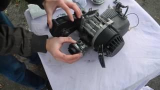 Dirt Bike ATV Vergaser Reparatursatz Pocket Bike PZ 19 Vergaser reparieren