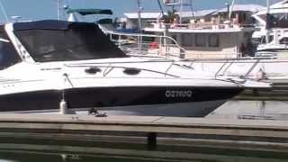 Mustang 2800 Sports Cruiser 2005 model for sale Action Boating Boat dealer Gold Coast