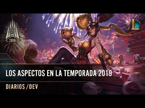 Aspectos en la Temporada 2019 | diarios /dev - League of Legends thumbnail