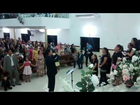 Assembleia de Deus - Mãe do Rio/PA (08/09/2015)