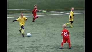 CZ6- FC Yellow Junior-Turniej BK Turismo 2018-Wrocław-Gra 2011- Z FC Wrocław Academy-Śląsk pozdrawia