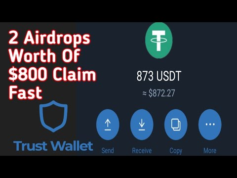 😱FREE 800 / Free Airdrop Claim $800 In Trust Wallet Without any Fee 2021