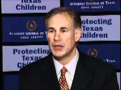 Texas Attorney General Child Support Announces 10 Most Wanted Deadbeats
