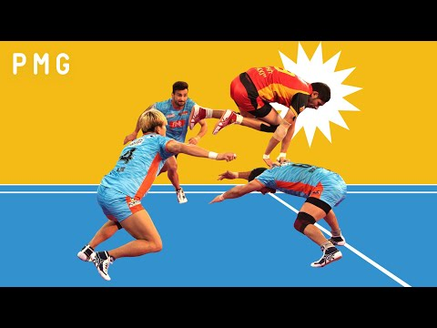 It's Time You Knew About Kabaddi: The Ancient Game That's Gone Pro
