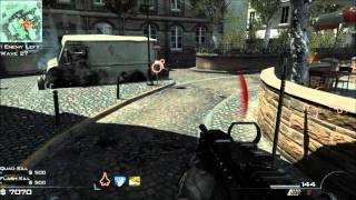 Call of Duty: Modern Warfare 3 - Survival Solo Resistance Waves 27-29