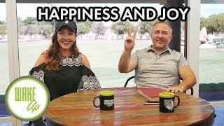 Happiness and Joy - WakeUP Daily Bible Study - 08-29-19