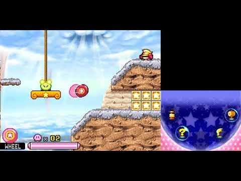 [TAS] DS Kirby Squeak Squad By MUGG In 36:40.55