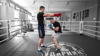 Лучшее упражнение для ближнего боя / Стиль Майка Тайсона