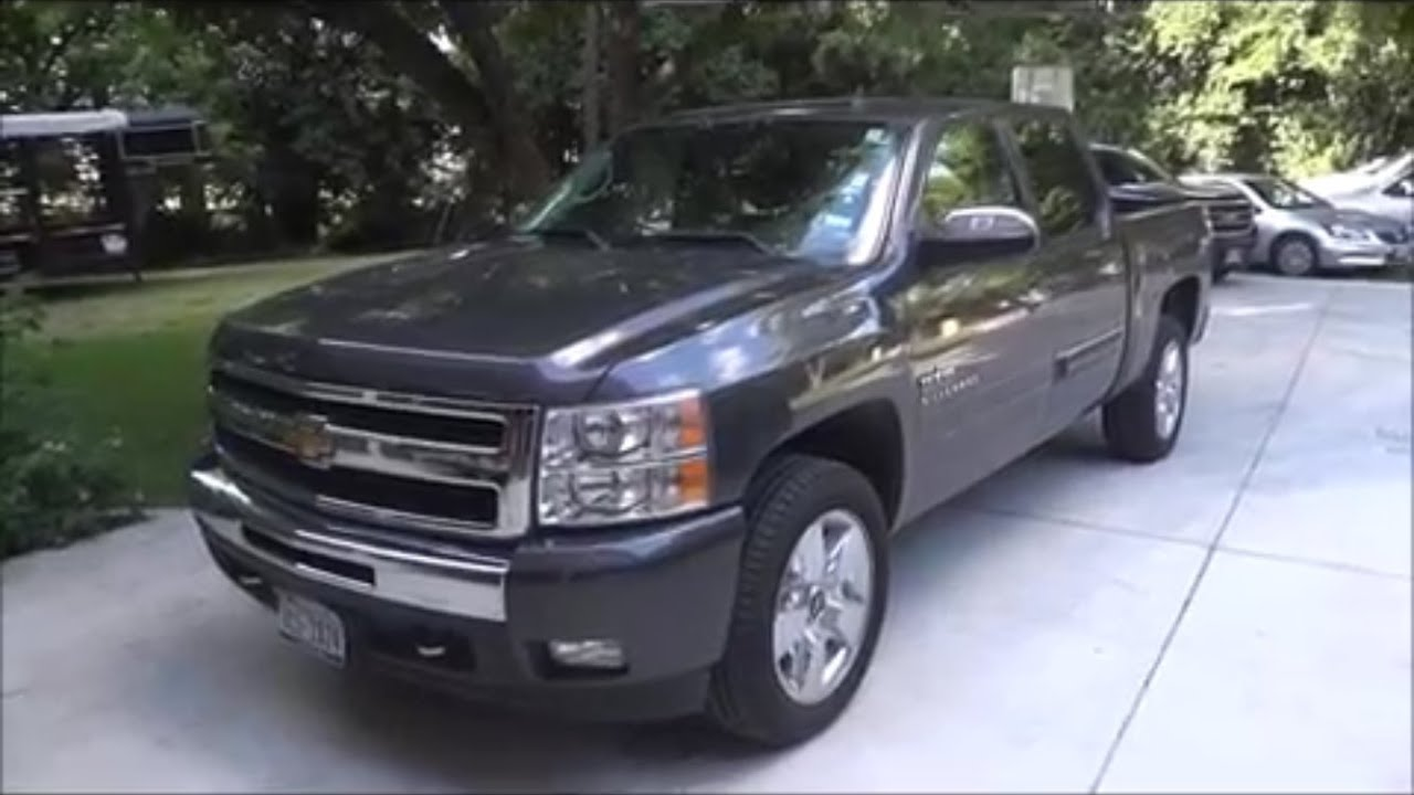 2011 chevrolet silverado 1500 lt texas edition review youtube. Black Bedroom Furniture Sets. Home Design Ideas