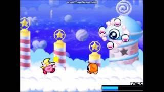 No Hit Kracko Jr w/Cutter - Kirby Super Star Ultra