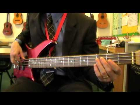 DownloadBass GuitarN5 Grade 3 Rock School DEMO