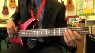 Download   Bass Guitar   N5 Grade 3 Rock School DEMO