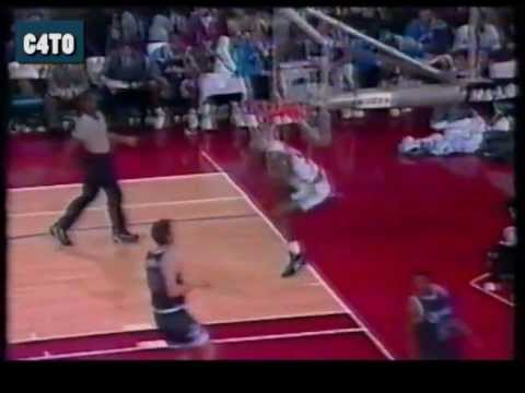 Clippers' Ken Norman dunk mix