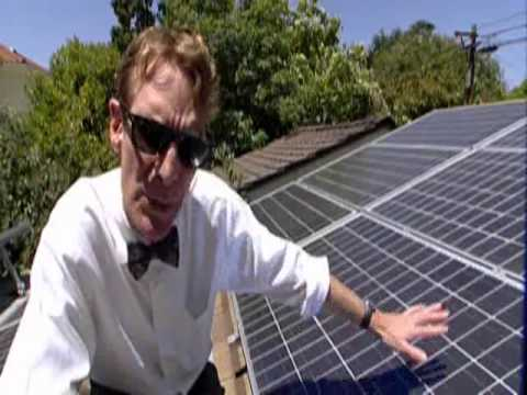 Bill Nye - How Stuff Works - Solar Energy