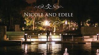 Nicole & Edele | Avenue of the Arts Wyndham Hotel