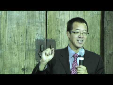 TEDxEDUcn - Yu Minhong - 11/14/09