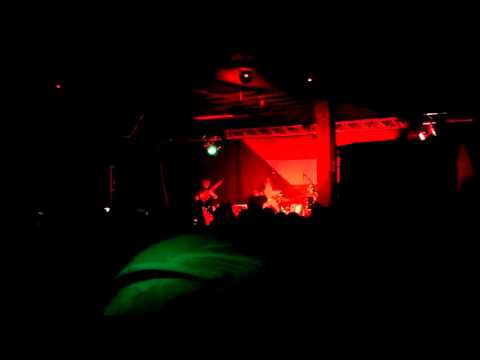 Glassjaw - Post Apocalyptic live @ S.A.