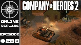 Company of Heroes 2 Online Replays #280 - The Soviet Resurgence