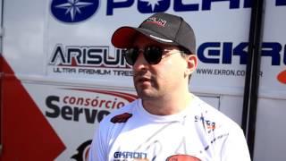 Tiago Larrossa  Final Rally Rota SC 2016
