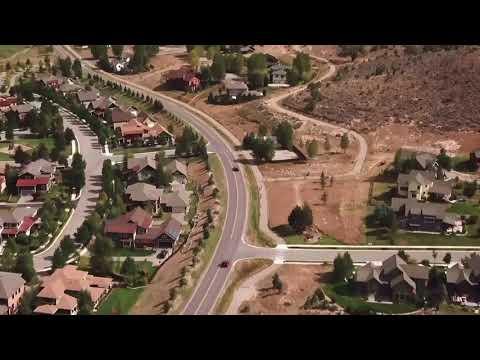Mavic Eagle Colorado drone shots