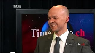 Steuerboykott - Interview mit Rico Albrecht im Schweizer Fernsehen