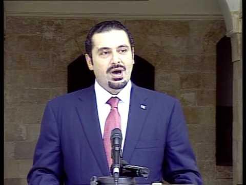 Hariri quits as prime minister-designate