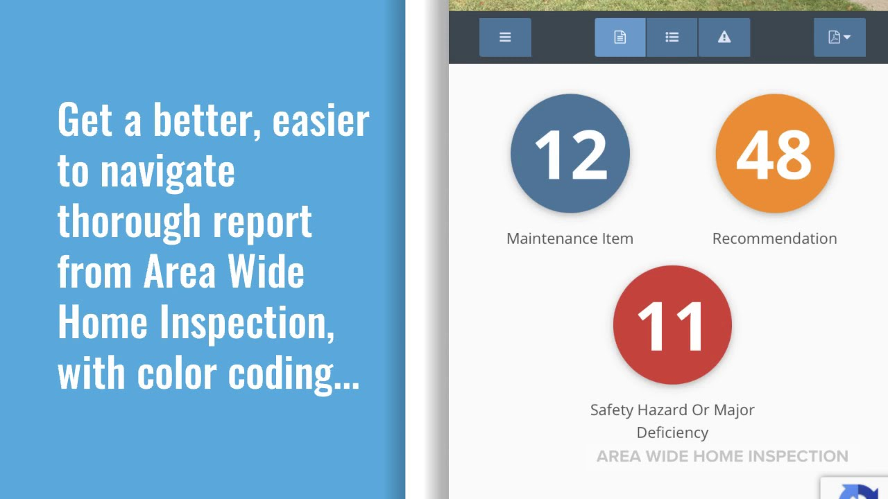 A Better Home Inspection Report...