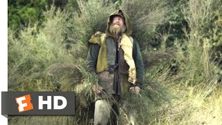 Hunt for the Wilderpeople (2016) - Psycho Sam the Bush-man Scene (7/10)   Movieclips