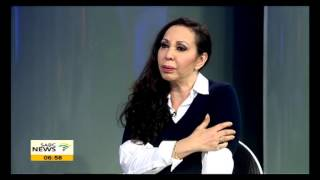 Jennifer Rush on Morning Live Part 2