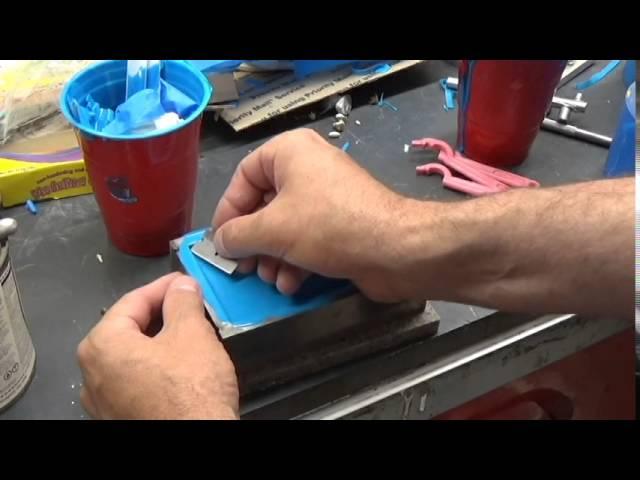 Reproducing a car emblem part 1