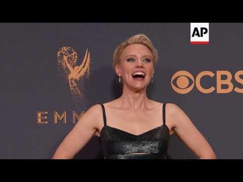 Heidi Klum, Kate Mckinnon, Kathryn Hahn, Tracee Ellis Ross, Jeffrey Tambor and more arrive at Emmy A