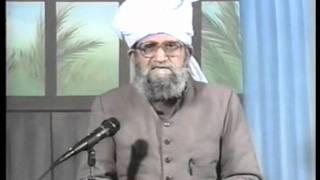 Urdu Dars Malfoozat #655, So Said Hazrat Mirza Ghulam Ahmad Qadiani(as), Islam Ahmadiyya