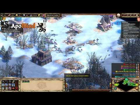 3. El heraldo de la destrucción [DIFÍCIL] Tamerlán - Age of Empires II: Definitive Edition [AoE2DE]