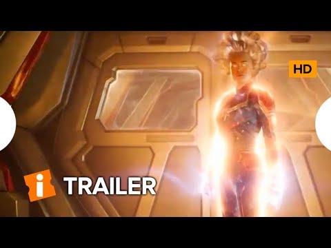 Brie Larson Quebrando Tudo no Novo Trailer da CAPITÃ MARVEL