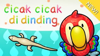 Download Mp3 Lagu Anak Indonesia | Cicak Cicak Di Dinding