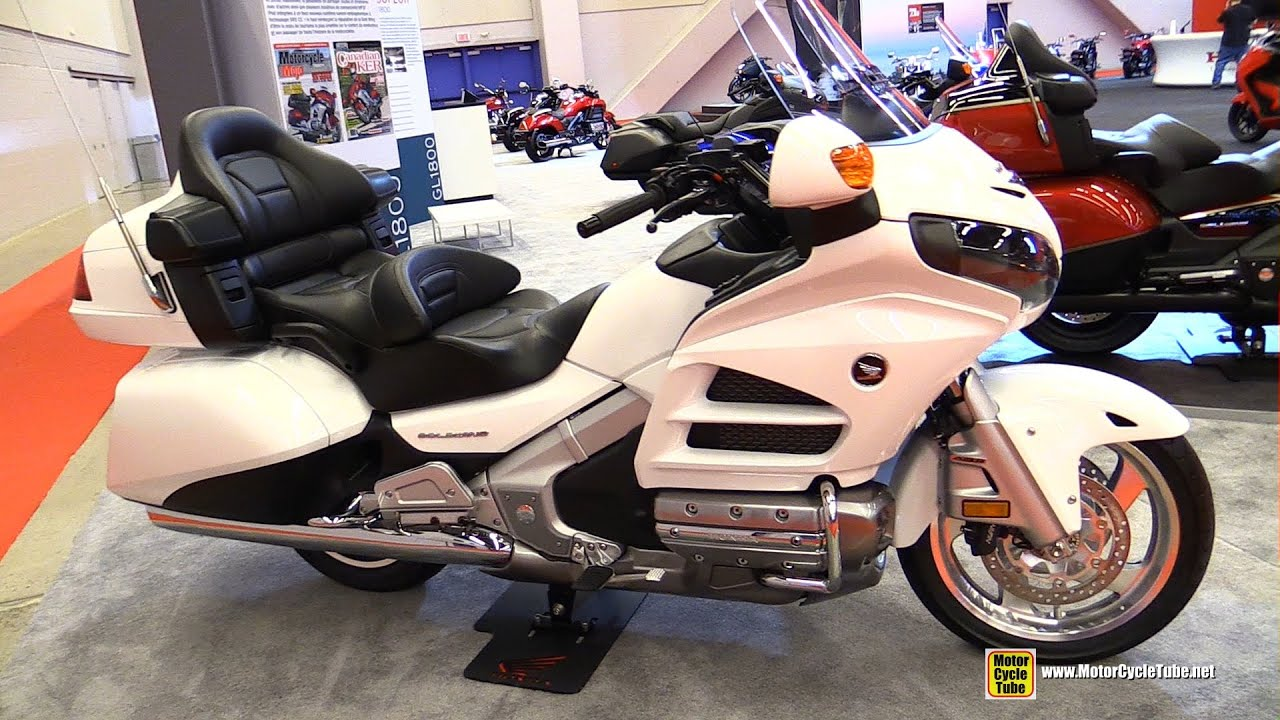 2015 honda goldwing walkaround 2015 salon moto de montreal youtube. Black Bedroom Furniture Sets. Home Design Ideas