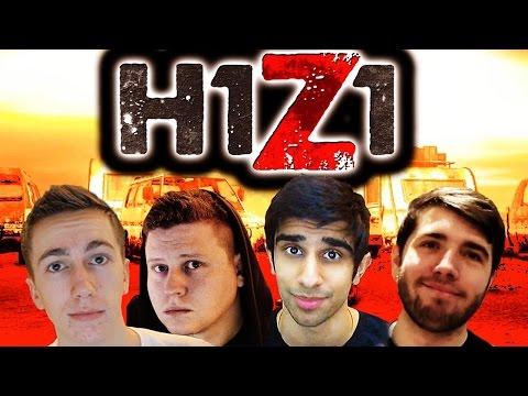 WE'RE BACK! - H1Z1 BATTLE ROYALE #17