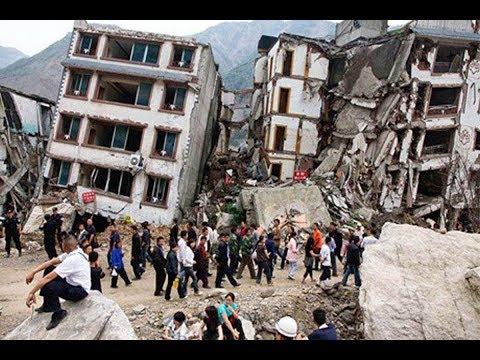 Major 6.1 EARTHQUAKE shake LOYALTY ISLANDS 11.17.17