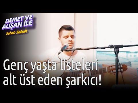 Demet ve Alişan ile Sabah Sabah | Genç Yaşta Listeleri Alt Üst Eden Şarkıcı!