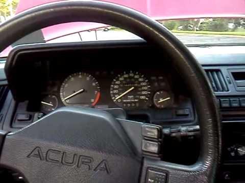 Acura integra 1987 walk around and drive youtube acura integra 1987 walk around and drive sciox Image collections