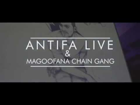 Magoofana Chain Gang- This machine/ ANTIFA LIVE vol.22