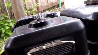 видео Глушитель на двигатель Honda GCV 160