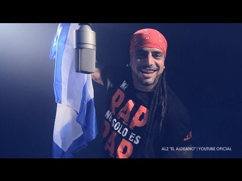Al2 El Aldeano ft. Highcollide - GAMBOA (Video Oficial)