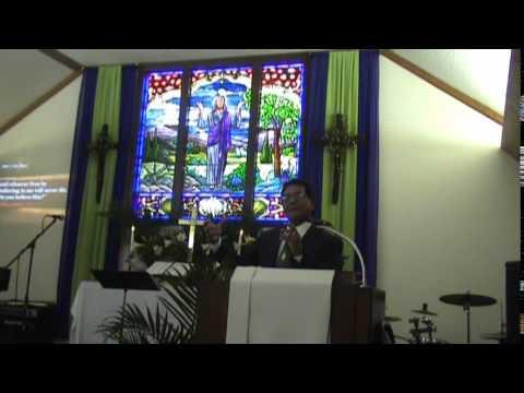 Rudy Herrera Easter Sermon 2014