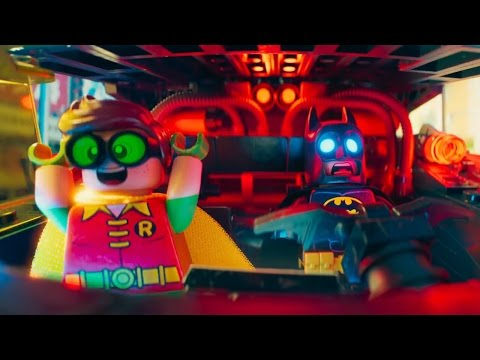First Look at 'The LEGO Batman Movie' Official Trailer